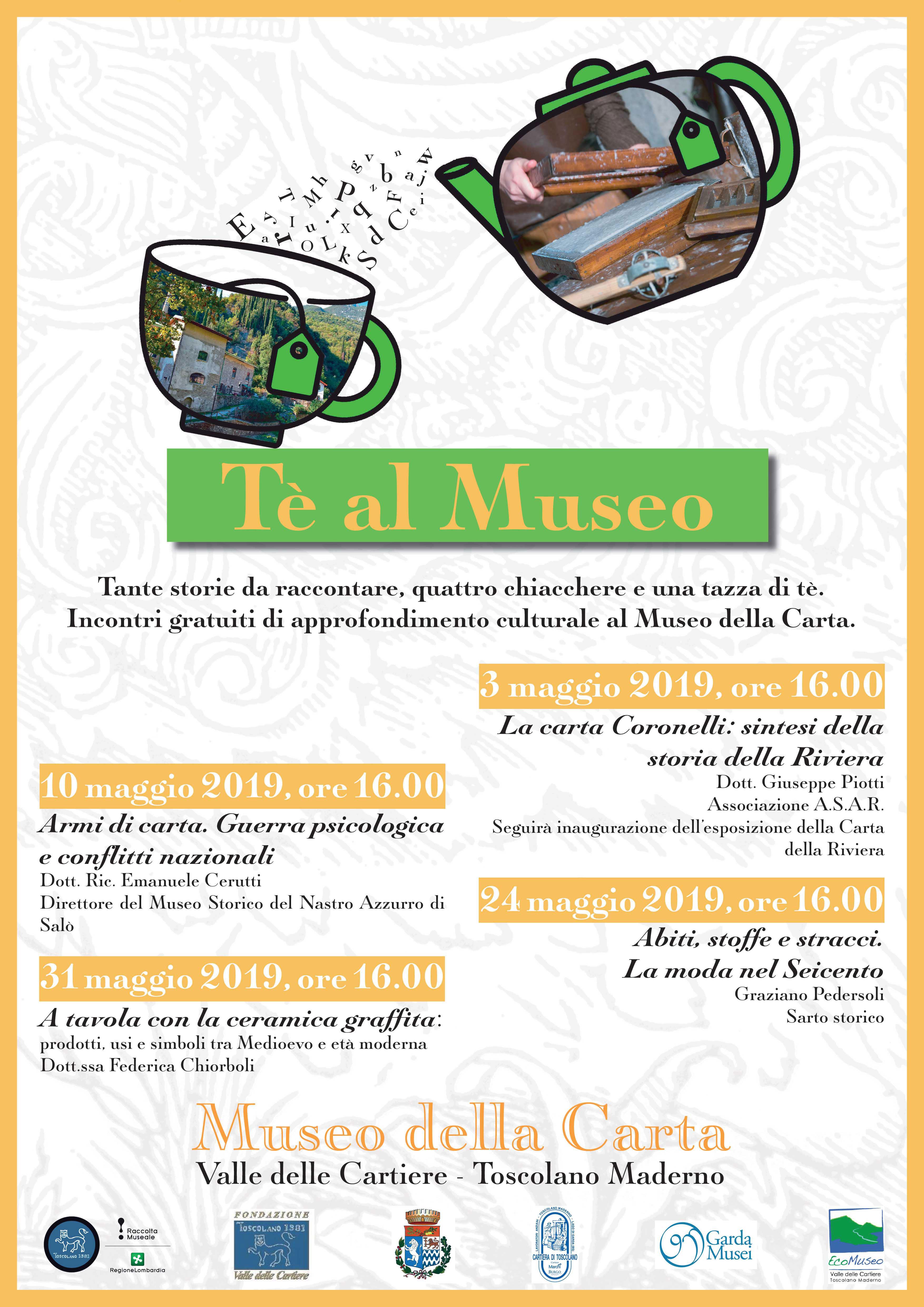 Tè al Museo