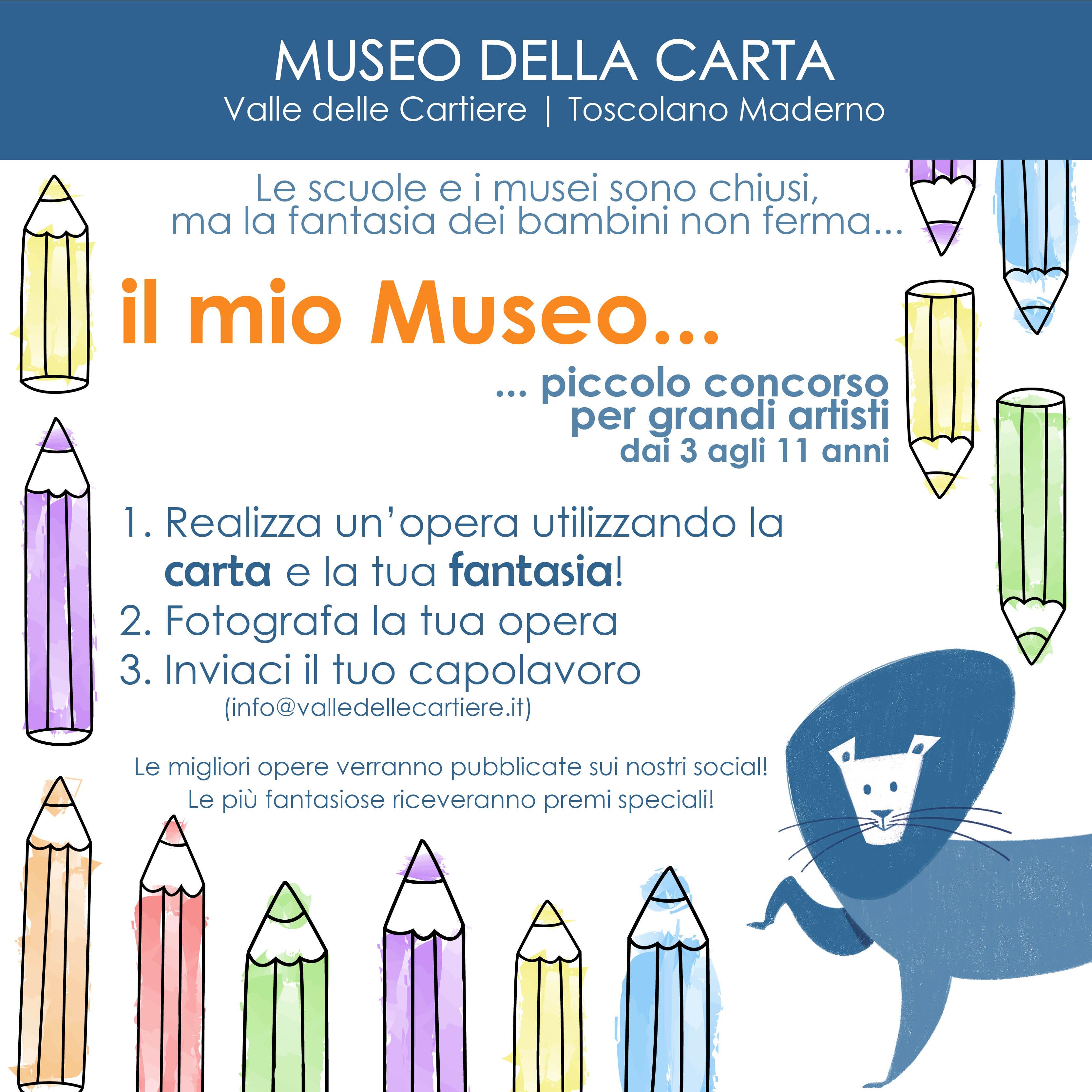 Concorso #ilmiomuseo